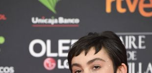 Post de Greta Fernández, un look Audrey Hepburn que salió de perlas