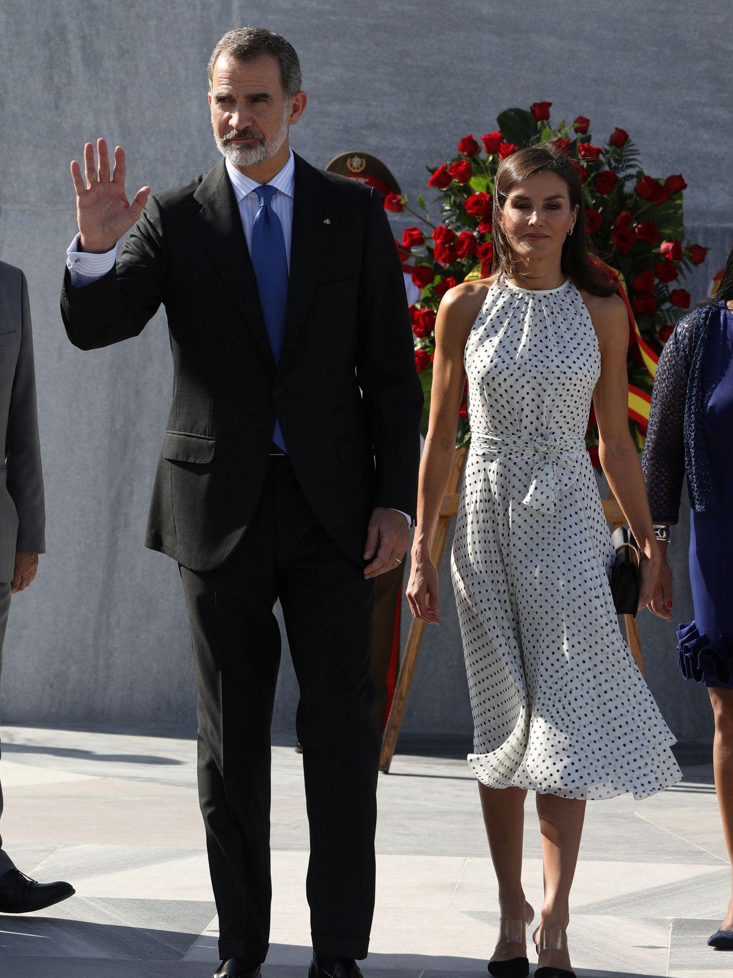 Primera jornada del viaje de Estado de los Reyes a Cuba. (Reuters)