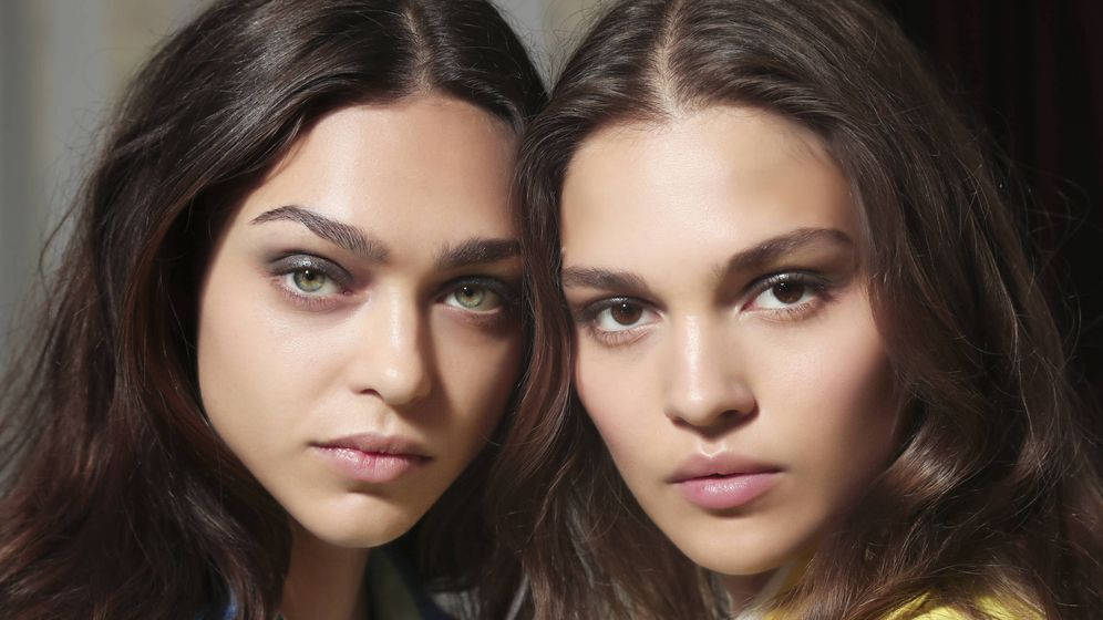 Foto: Las cejas pueden cambiar tu rostro. (Imagen: Imaxtree)