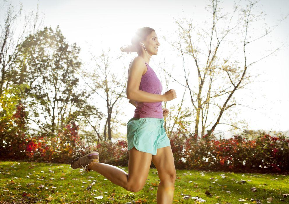 Foto: el tipo de entrenamiento y de dieta deben ir de la mano. (Corbis)