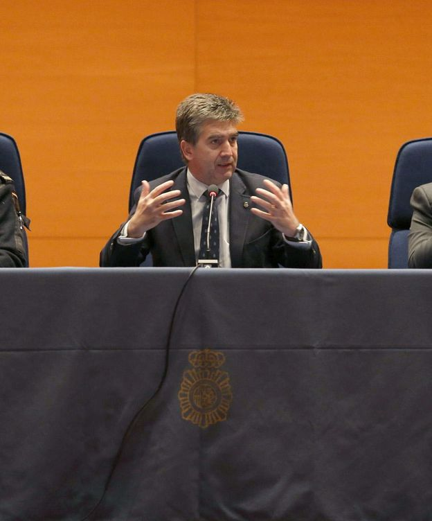 Foto: Florentino Villabona, comisario general de Seguridad Ciudadana. (EFE)