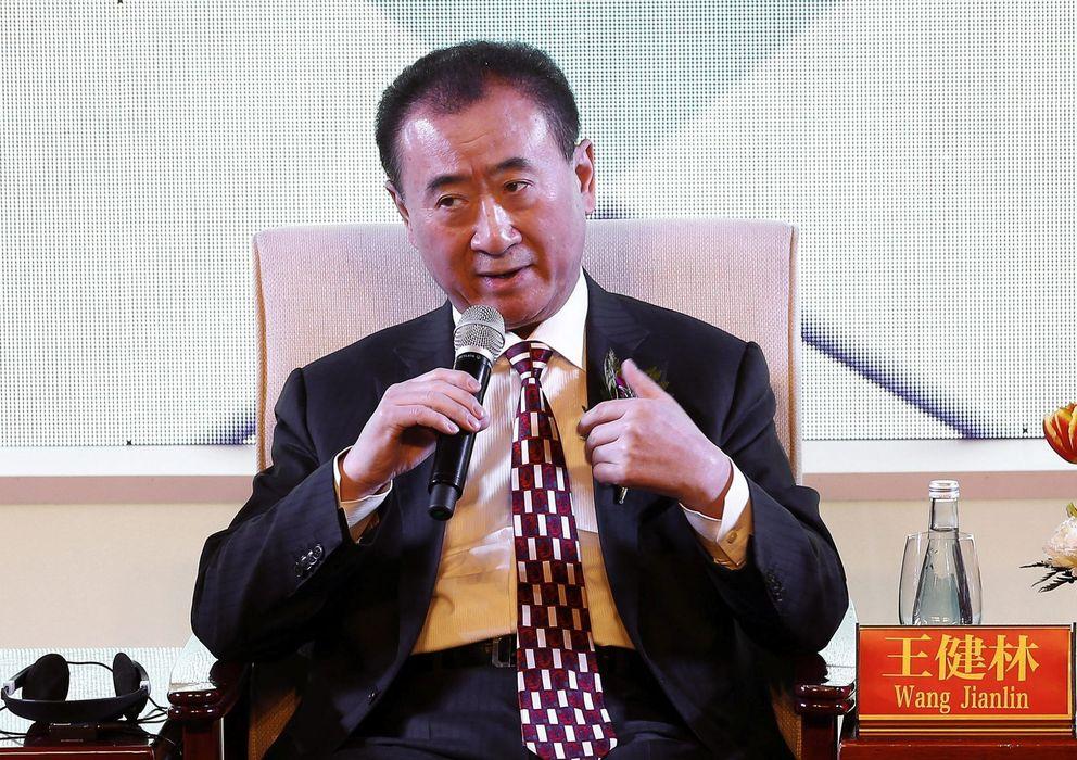 Foto: Magnate chino wang jianlin compra 20% del atlético por 43 millones de euros