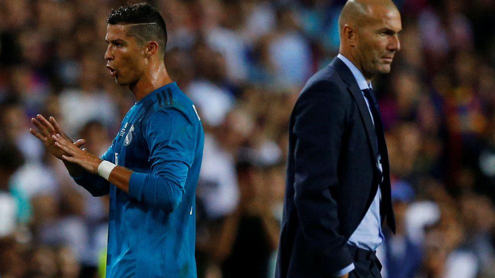 Zidane también se mete en el fango de la conspiración, pero el fútbol le da la razón