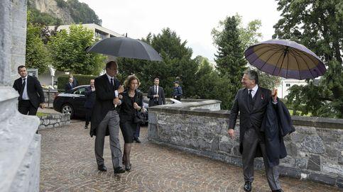 La reina Sofía y Carolina de Mónaco, grandes apoyos para Hans Adam de Liecthtenstein