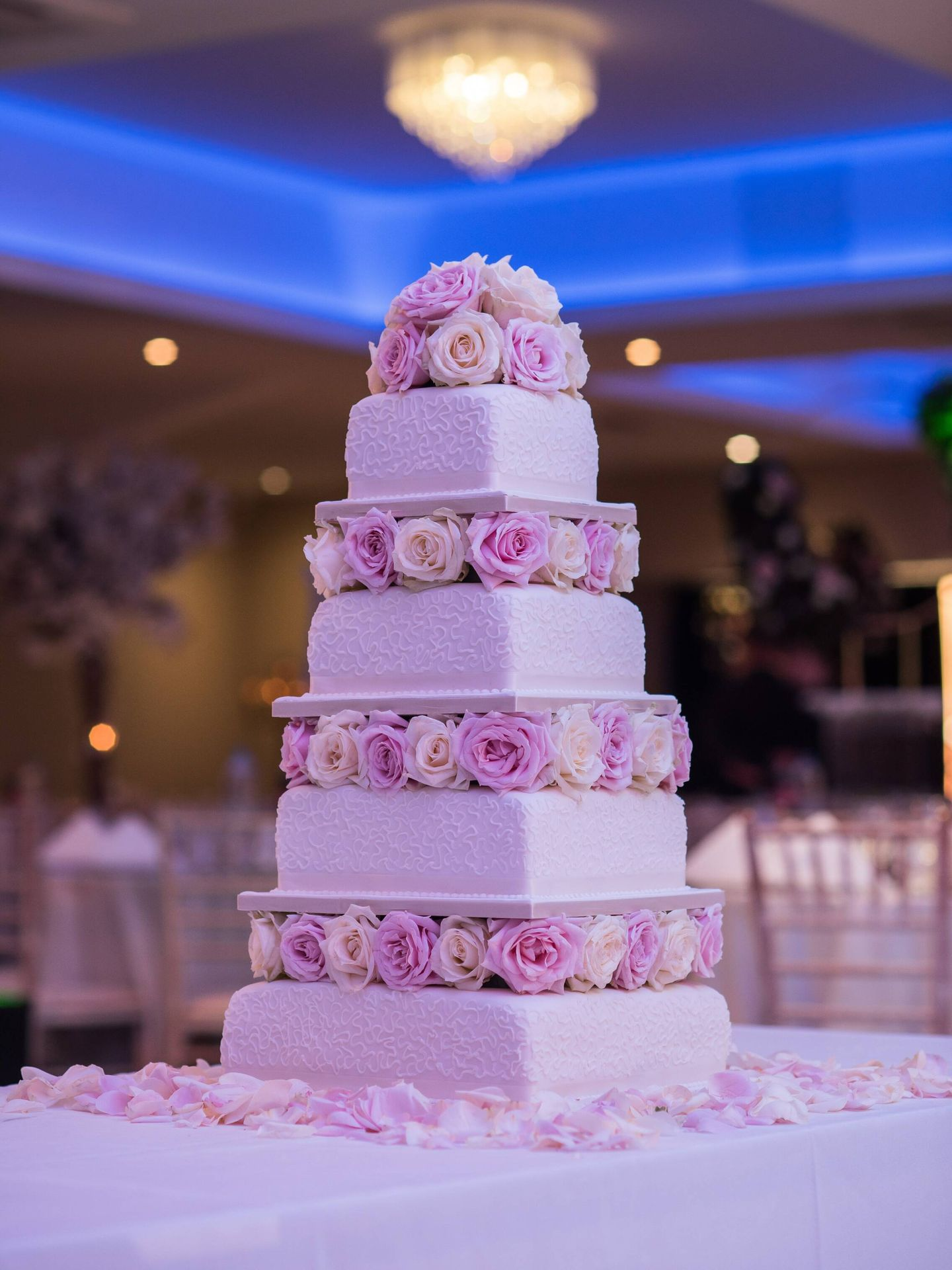 Tendencias para tartas de boda en 2022. (Jai Kumar para Unsplash)