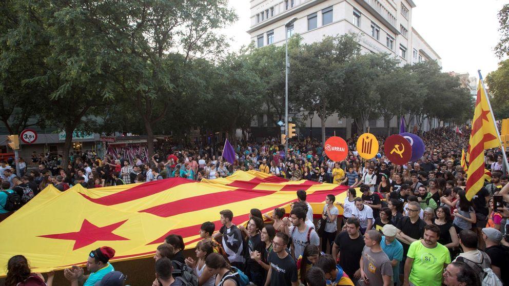 La CUP llama a desbordar las calles porque el pacto PSOE-ERC ya está cerrado