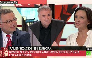 Ferreras pierde los nervios y llama tonto a un diputado socialista