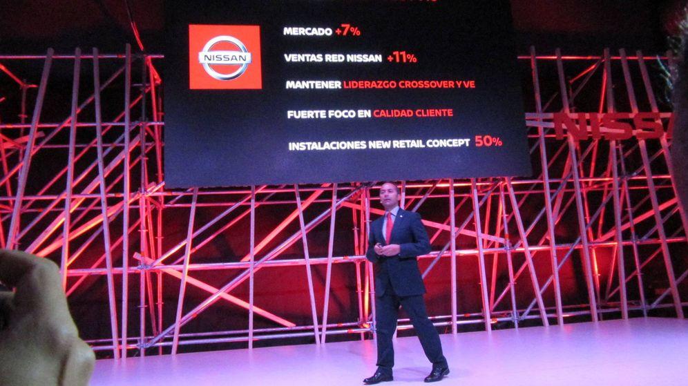 Foto: Marco Toro, máximo responsable de Nissan España