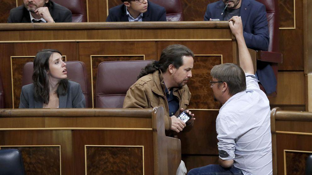 Podemos reunirá la 'asamblea de cargos por el diálogo' este domingo en Zaragoza