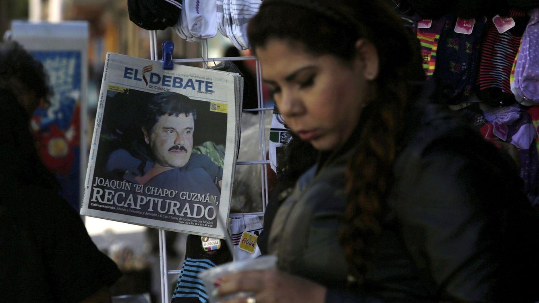 México comienza el proceso de extradición del 'Chapo' Guzmán a Estados Unidos