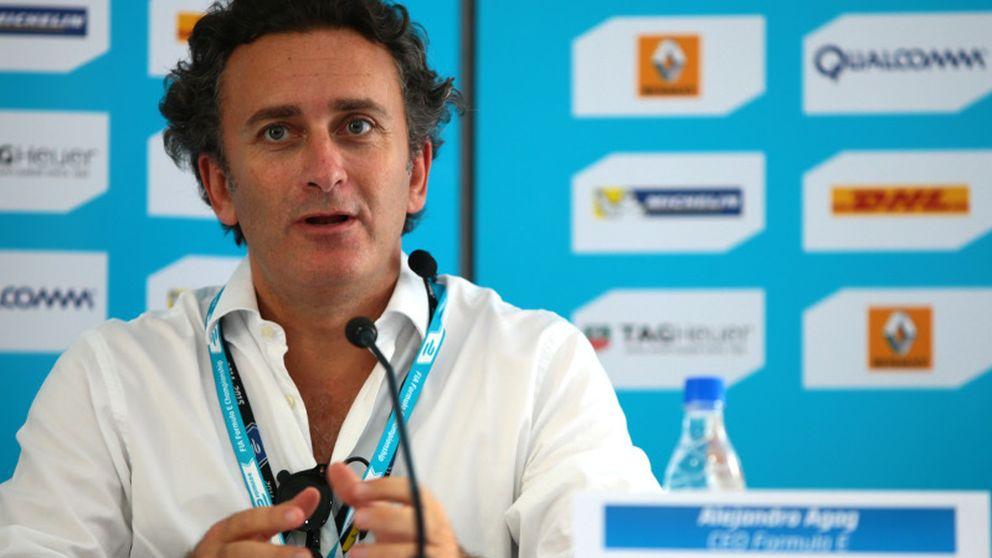 """La Fórmula E, """"hijo de la F1"""", da a los jóvenes lo que Ecclestone no"""