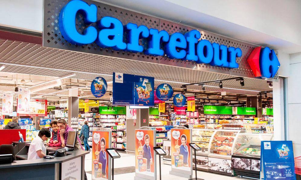 Foto: Una tienda de Carrefour.