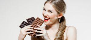 Foto: El chocolate causa un efecto cerebral similar al de drogas como la morfina