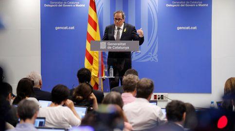 Quim Torra inaugura una nueva etapa de diálogo sin negociación