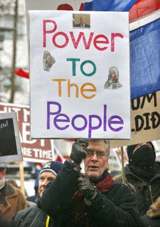 Foto: Islandia, el país que castiga a los banqueros culpables de la crisis