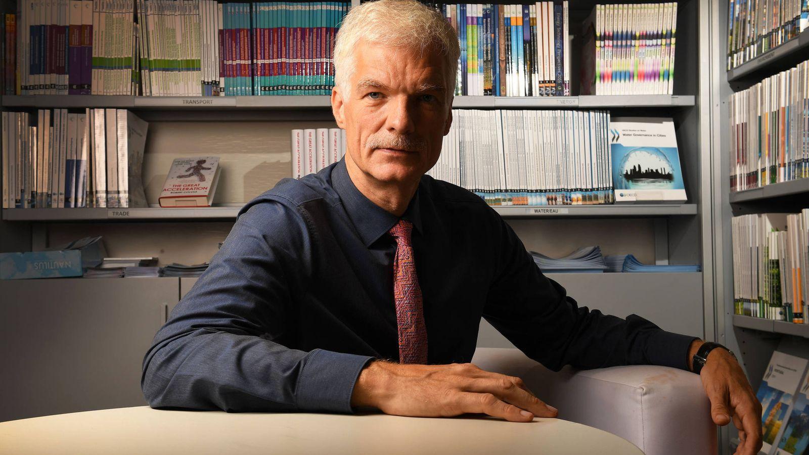 Foto: Schleicher, nacido en Hamburgo, es director de Educación de la OCDE desde 2012.