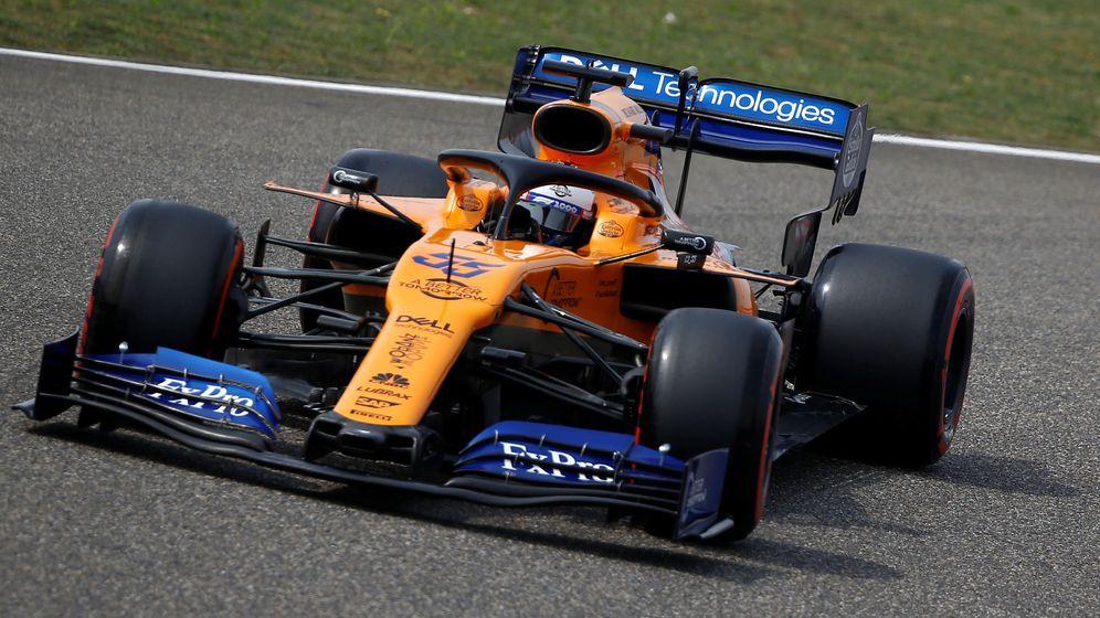 Foto: Carlos Sainz no pudo meterse en la Q3 como hizo en Bahréin. (Reuters)