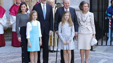 Los nuevos sueldos de los Reyes: Felipe ganará 242.000€; Juan Carlos, 194.000€