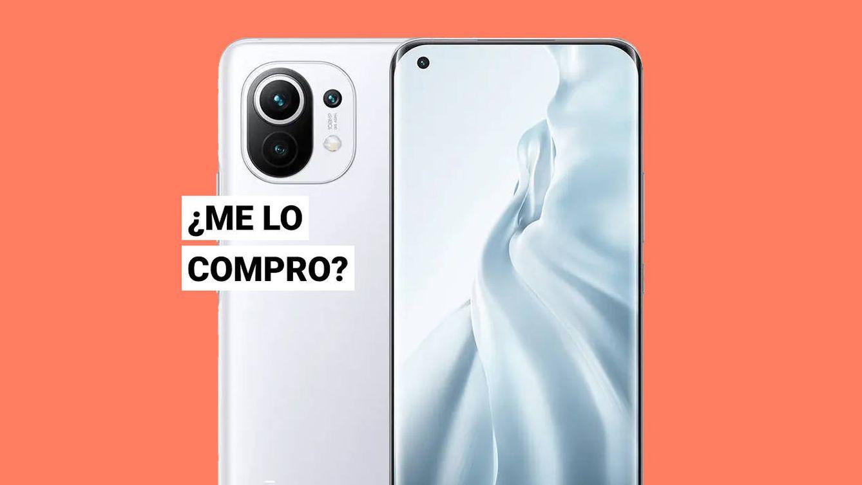 7 días con la última joya china: pagar 790€ por un Xiaomi ya no es un disparate