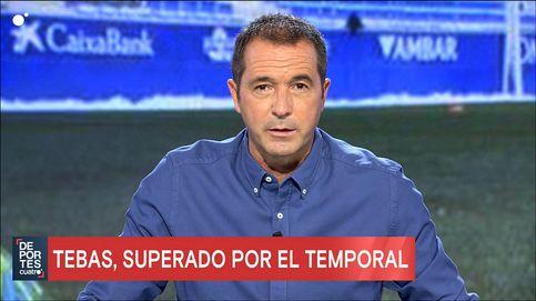No está a la altura: Manu Carreño carga contra Tebas, presidente de LaLiga