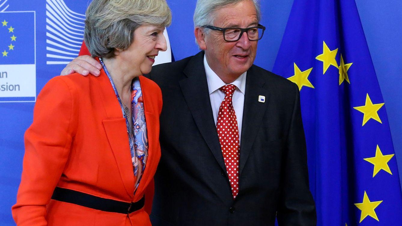Juncker cifra en 60.000 millones el coste del Brexit para Reino Unido