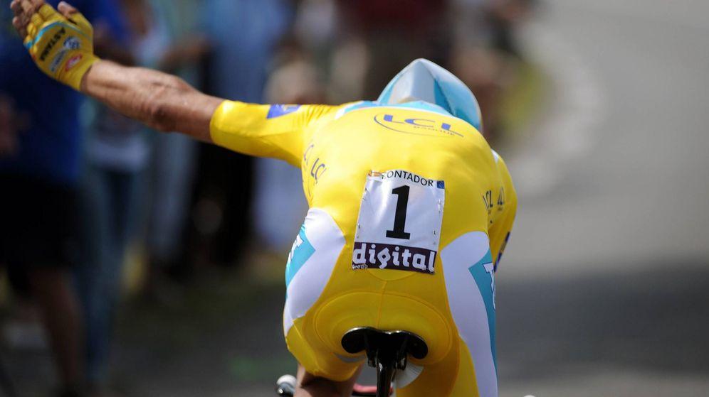 Foto: Alberto Contador ha ganado dos Tour de Francia. (Imago)