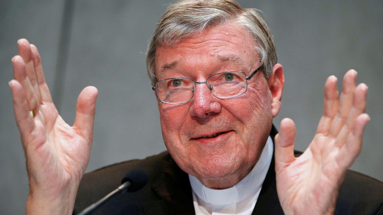 George Pell, el encargado de las finanzas del Vaticano, imputado por presunta pederastia