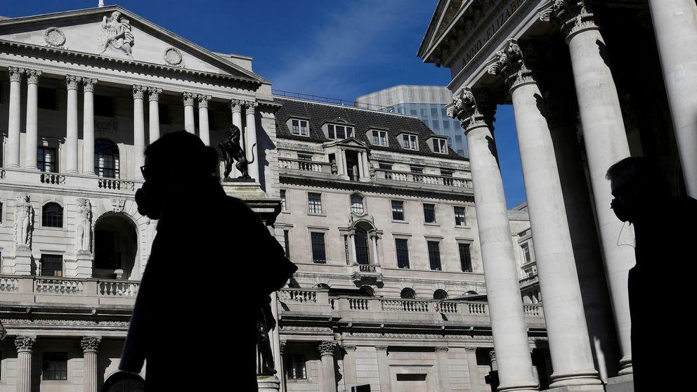El Banco de Inglaterra mantiene tipos en el 0,1% y no amplía sus estímulos