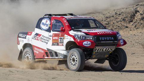 El gran comienzo español en el Dakar y la posible reclamación a Fernando Alonso