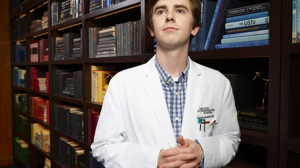 Foto: Foto promocional de 'The Good Doctor'. (Mediaset España)
