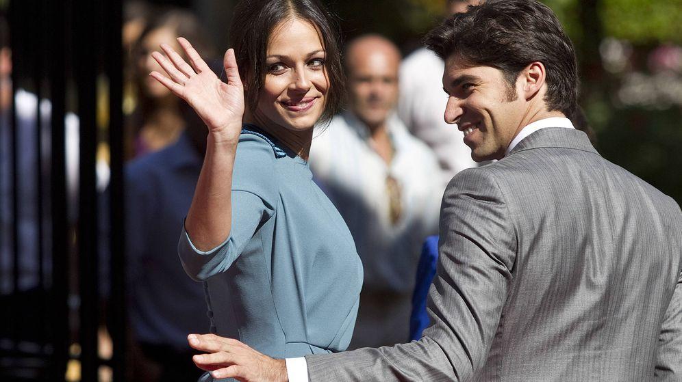 Foto: Eva González y Cayetano Rivera, en una imagen de archivo. (Getty)