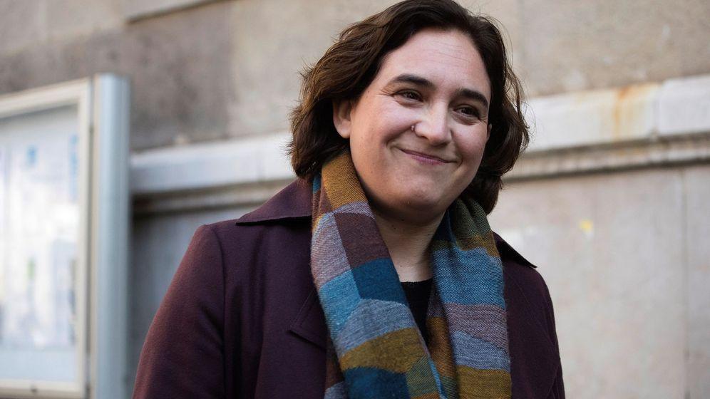 Foto: La alcaldesa de Barcelona Ada Colau. (EFE)