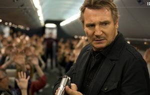 Liam Neeson quiere ser Steven Seagal