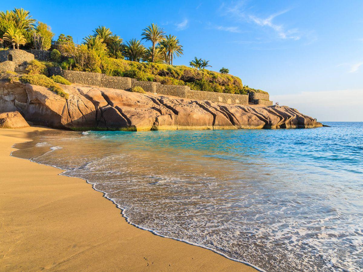 Foto: Costa Adeje en Tenerife (Fuente: iStock)
