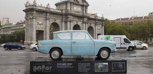 Post de Harry Potter: mapa para ver las estatuas en Madrid en 40 minutos