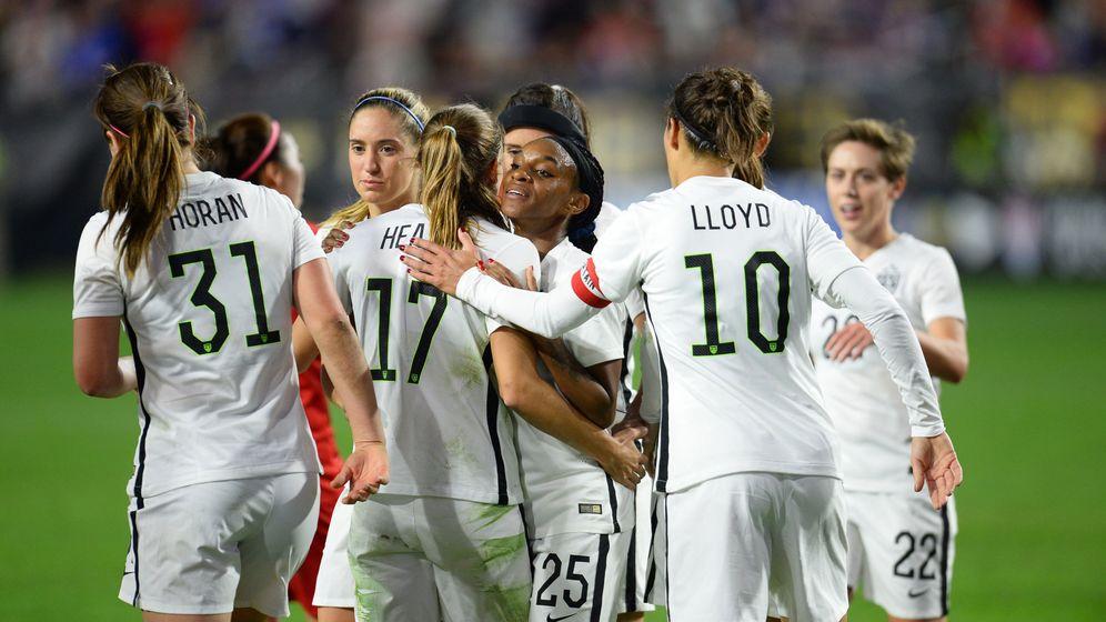 Foto: ¿Cuánto sabes del Mundial femenino y de la Selección española? (Reuters)
