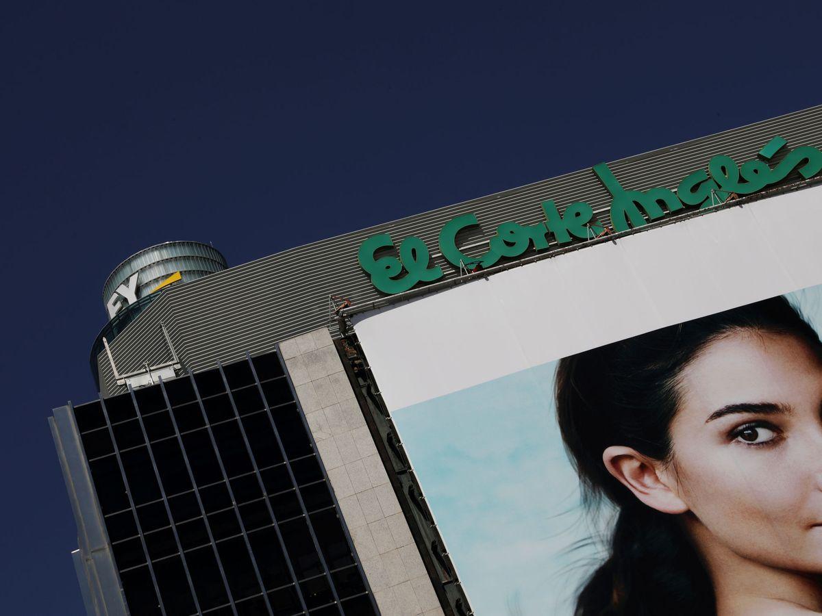 Foto: Centro comercial de El Corte Inglés en Madrid. (EFE)