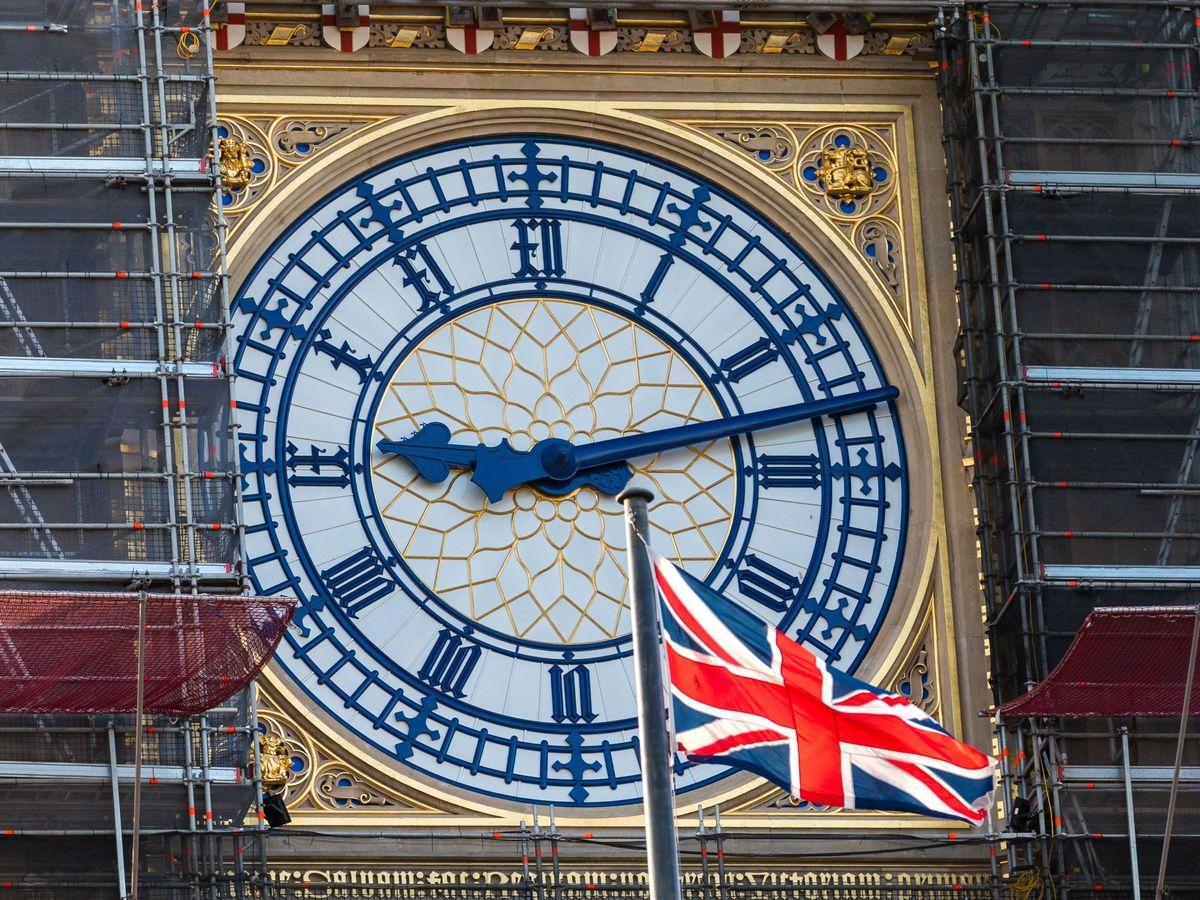 Foto: Bandera de Reino Unido