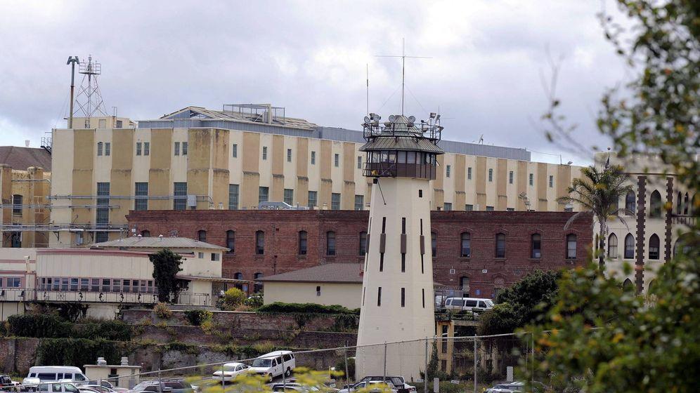 Foto: Una cárcel en California. (EFE)
