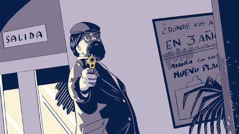 La verdadera cara del Solitario: el criminal que mantuvo en vilo a España