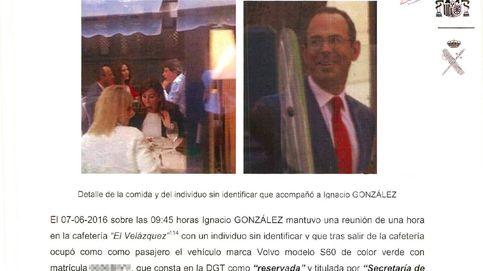 Lezo: la Guardia Civil 'pilló' a Temboury y Benzo reuniéndose con Ignacio González
