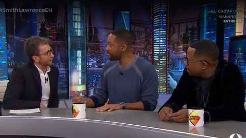 La razón por la que Pablo Motos ha 'reñido' a Will Smith en 'El hormiguero'