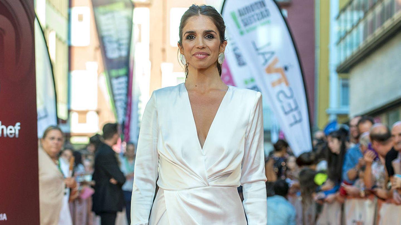 Elena Furiase, concursante de 'MasterChef Celebrity 4'. (Raúl Tejedor/RTVE)