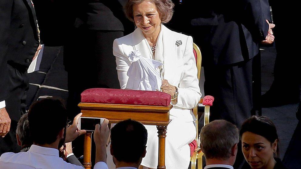 La Reina Sofía representa a España en la canonización de la Madre Teresa de Calcuta