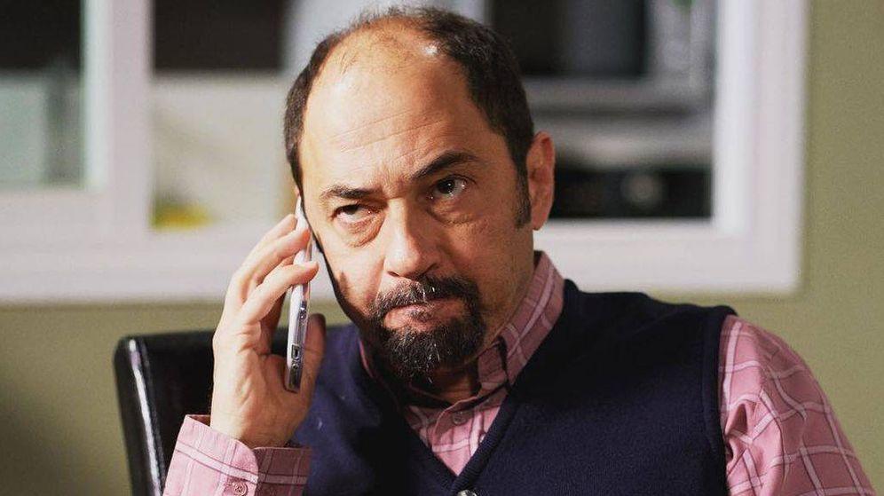 Foto: El actor Jordi Sánchez como Antonio Recio. (Mediaset)