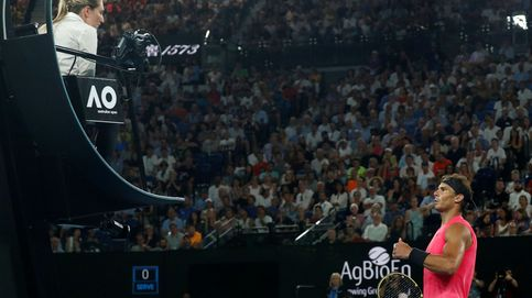 La bronca de Rafa Nadal a la jueza de silla en Australia: No te gusta el buen tenis