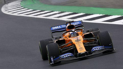 Fórmula 1 en directo: Carlos Sainz, a por la remontada en el GP de Gran Bretaña