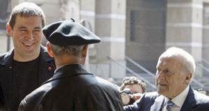 Foto: Arzalluz: Otegi y el resto de detenidos son buenos patriotas dignos de respeto