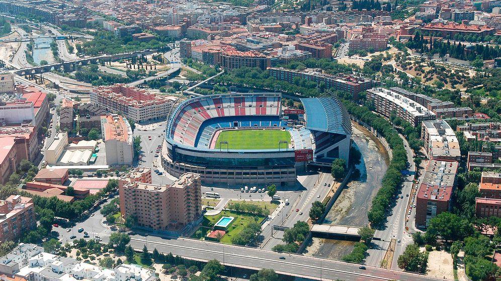 Foto: El derrumbe del Calderón es la primera obra en llevarse a cabo.