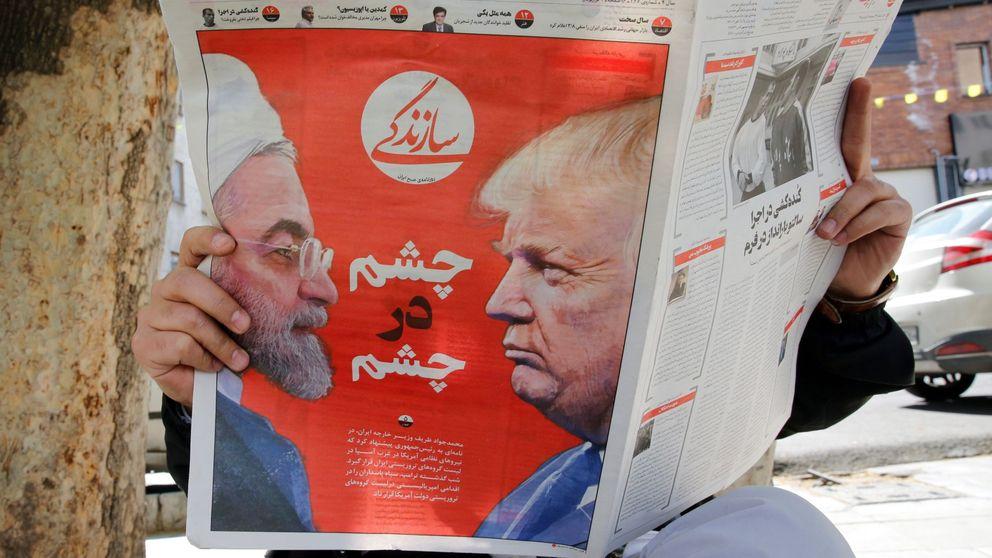 El precio del petróleo se dispara hasta el 6 % tras críticas de Trump a Irán